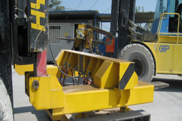 Electromagnetic Systems For Fork Lift