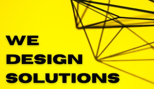 We design solution è il motto aziendale